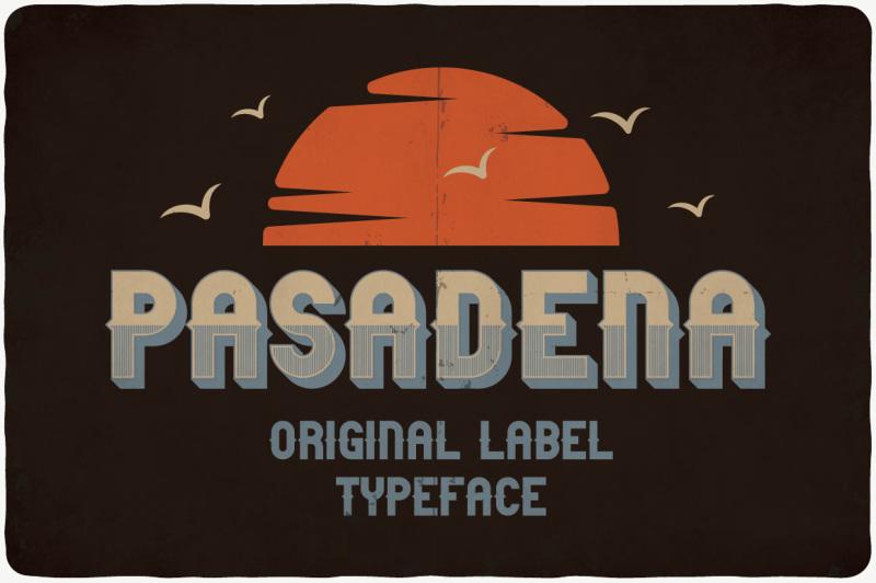 pasadena-typeface