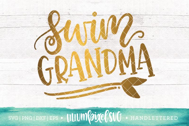 swim-grandma