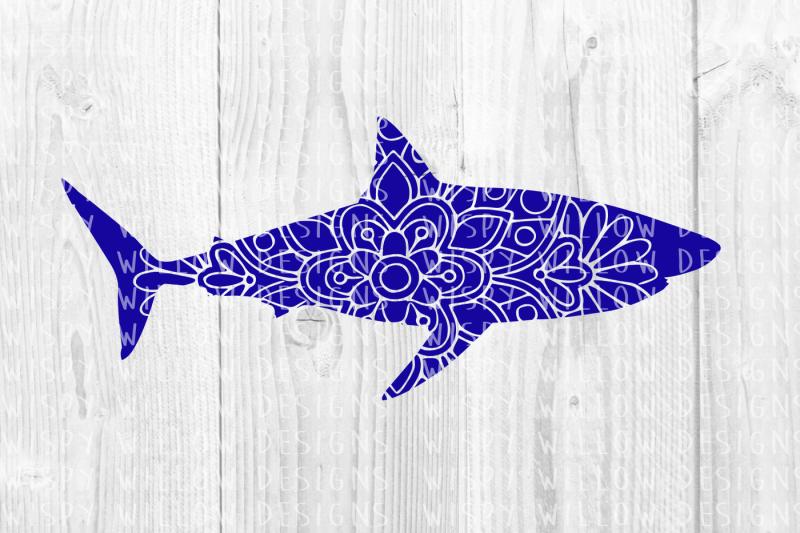 nautical-mandala-svg-bundle-2-dolphin-shark-turtle-manatee-crab