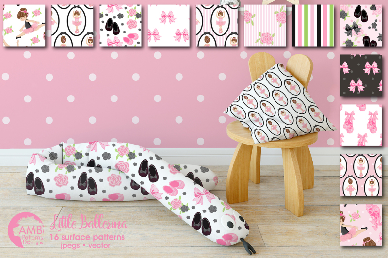 little-ballerina-patterns-ballerina-papers-amb-1307