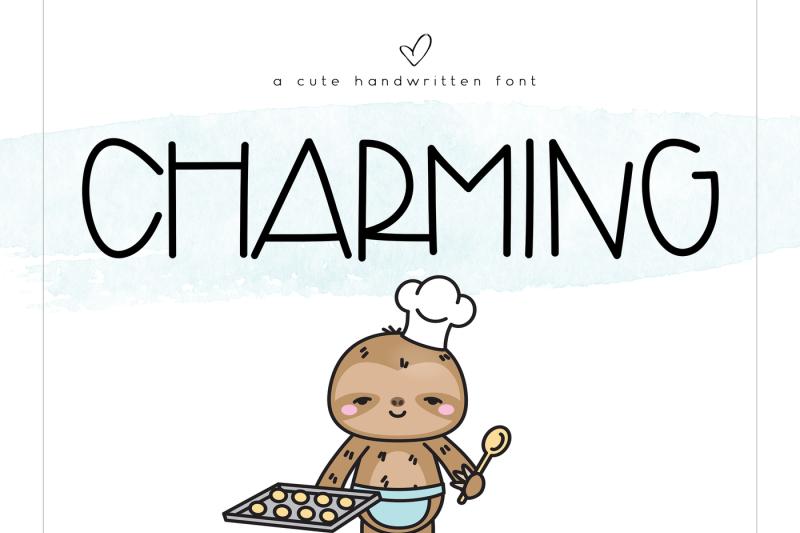 charming-a-cute-handwritten-font