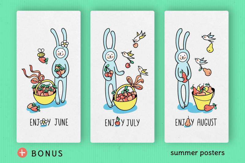 enjoy-summer-design-set