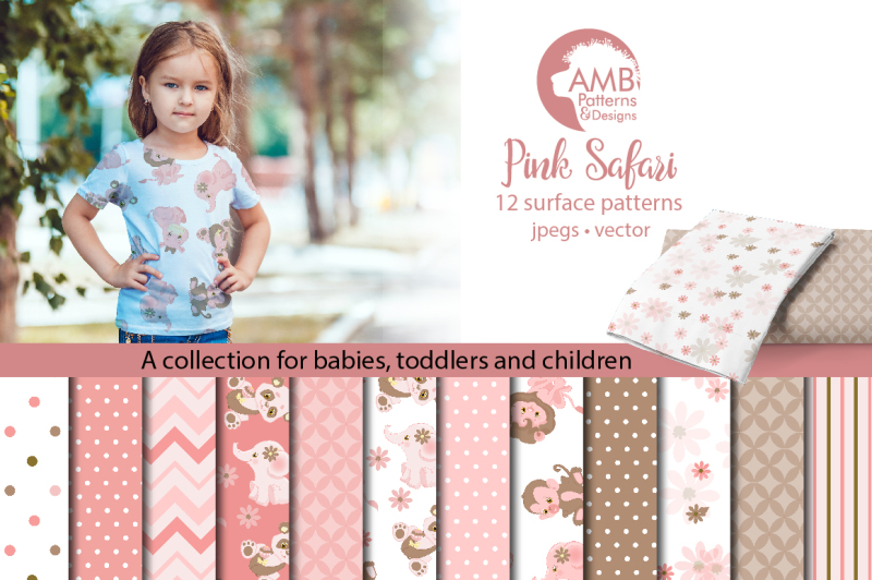 pink-safari-surface-patterns-safari-papers-amb-1216