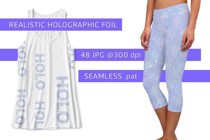 realistic-holographic-foil-textures
