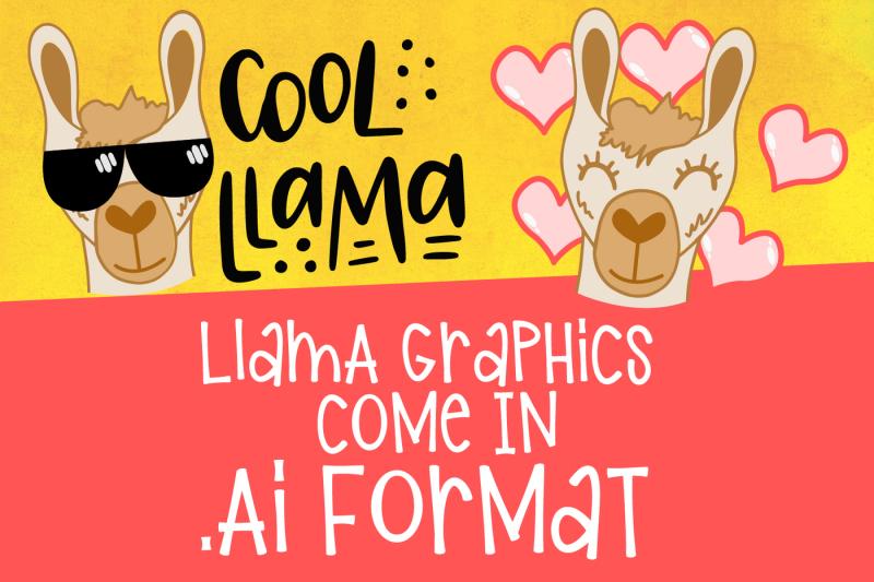 girl-llama