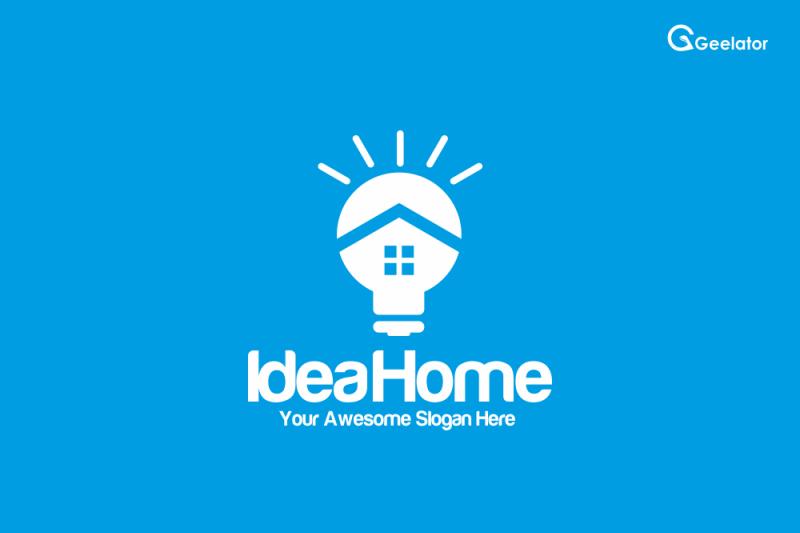 idea-home-logo-template