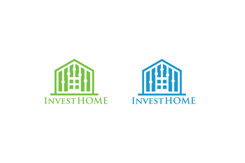 invest-home-logo-template
