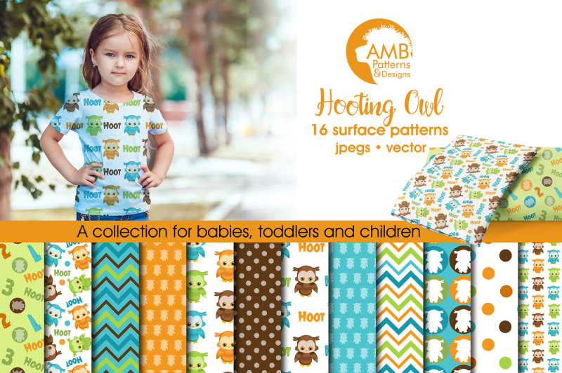 hooting-owl-patterns-owl-papers-amb-1937