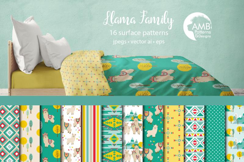 llama-family-patterns-llama-papers-amb-1987