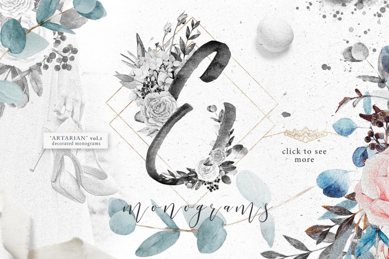 monograms-and-bouquets