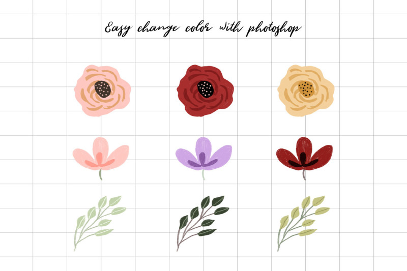 sophia-floral-graphic-set