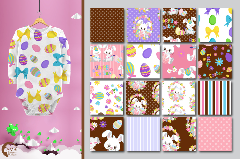 choco-easter-surface-patterns-easter-bunny-papers-amb-1803