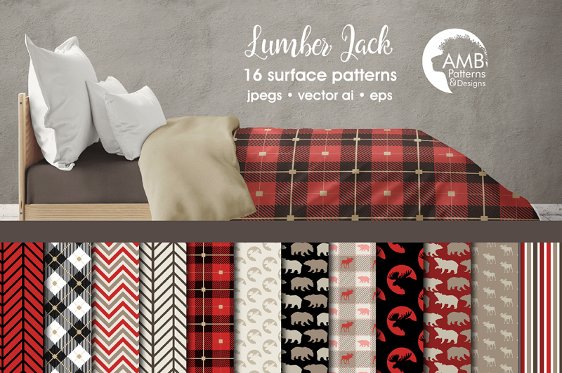 lumber-jack-surface-patterns-lumber-jack-papers-amb-1871