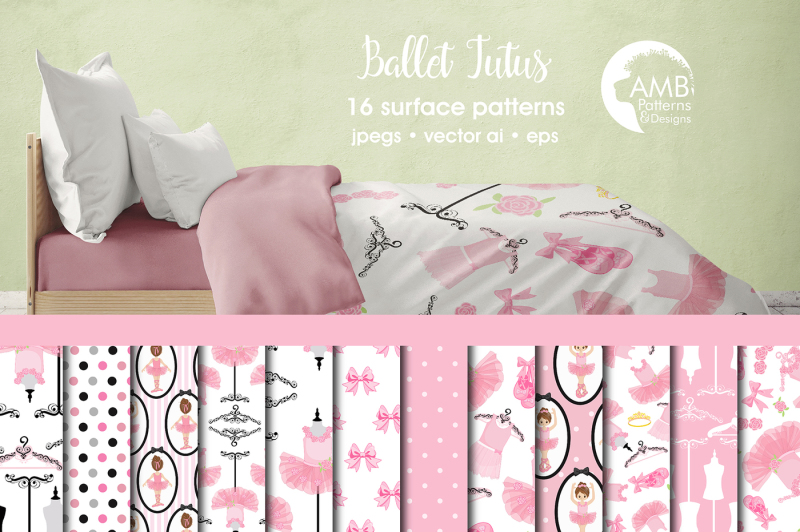 ballet-tutus-patterns-ballerina-and-tutus-papers-amb-1315