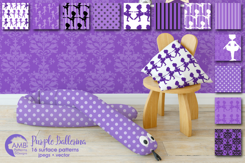 purple-ballerina-surface-patterns-purple-ballerina-papers-amb-1949
