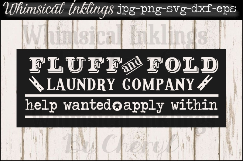 fluff-and-fold-laundry-vintage-sign-svg