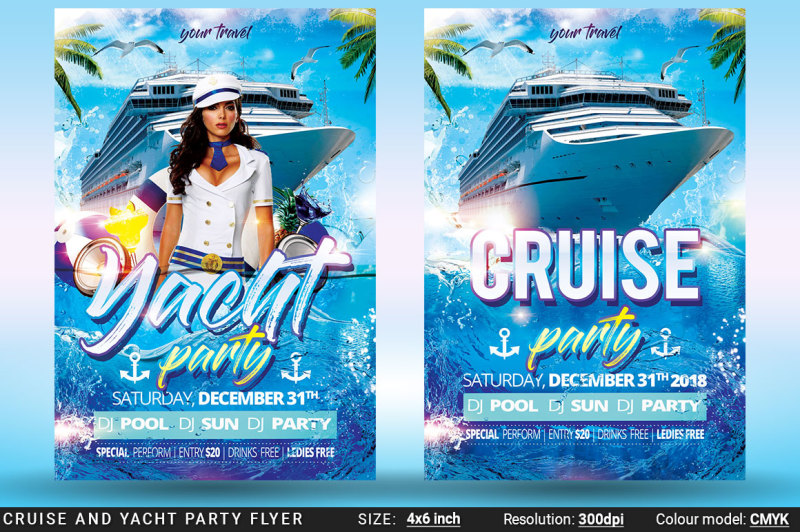 cruise-and-yacht-party-flyer