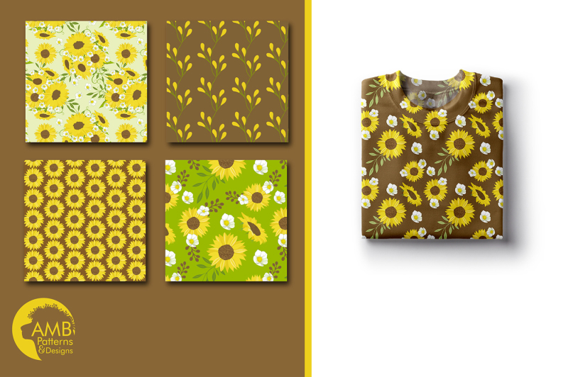 sunflower-patterns-sunflower-papers-amb-1431