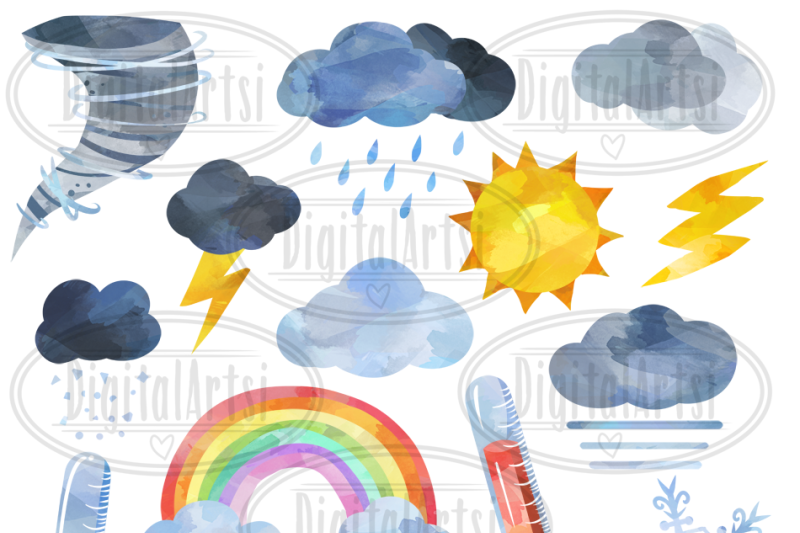 watercolor-weather-clipart