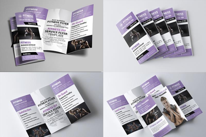 trifold-brochure-bundle