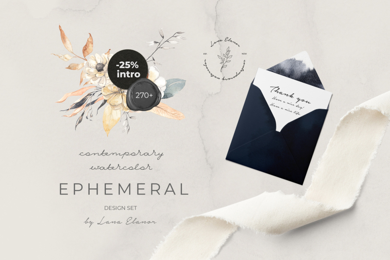 ephemeral-contemporary-watercolor-design-set