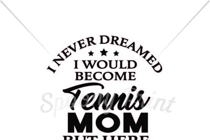tennis-mom