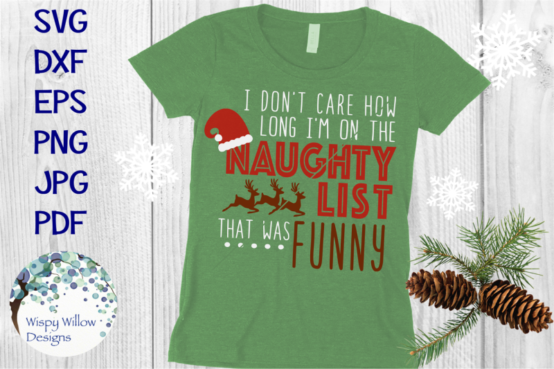i-don-t-care-how-long-i-m-on-the-naughty-list-that-was-funny