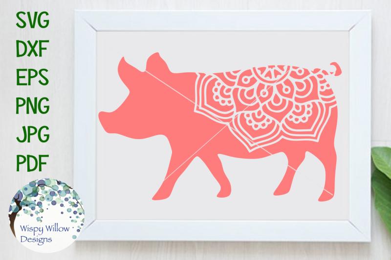 pig-mandala-farm-animal-svg-dxf-eps-png-jpg-pdf