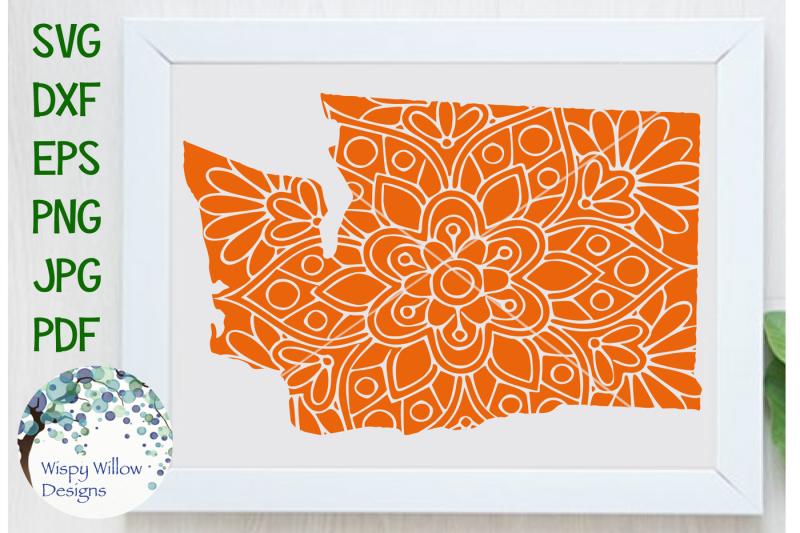washington-wa-state-floral-mandala-svg-dxf-eps-png-jpg-pdf