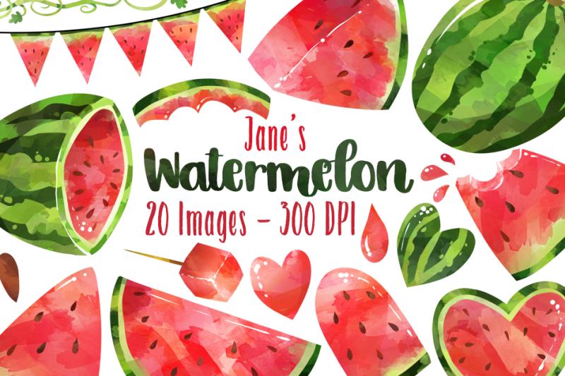 watercolor-watermelon-clipart