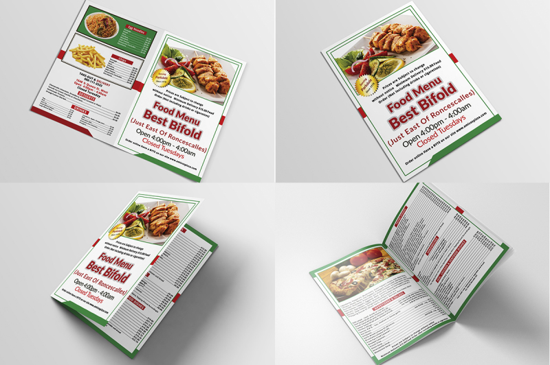 food-menu-bundle