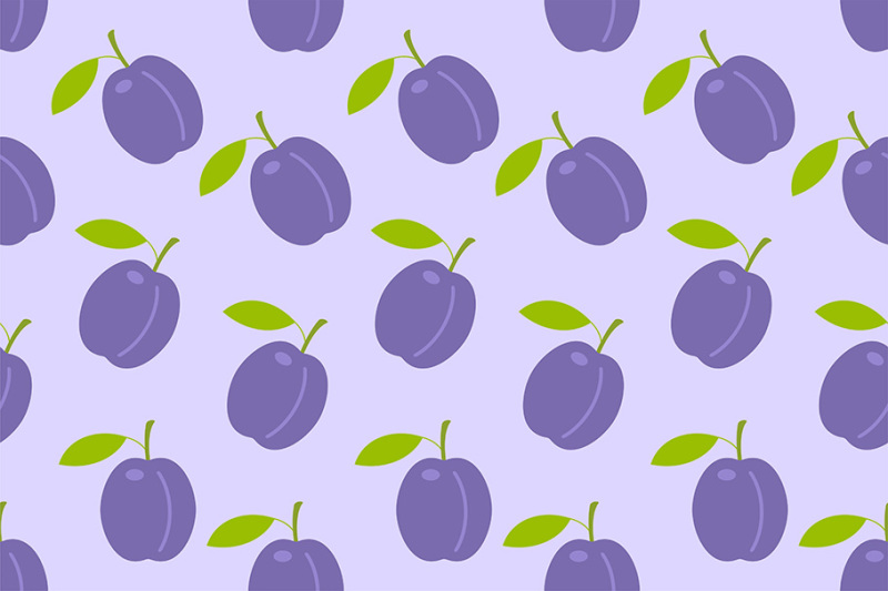 seamless-pattern-with-plums