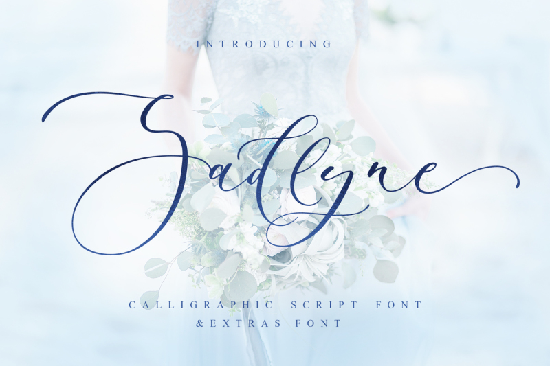 sadlyne-calligraphic-font-and-extras