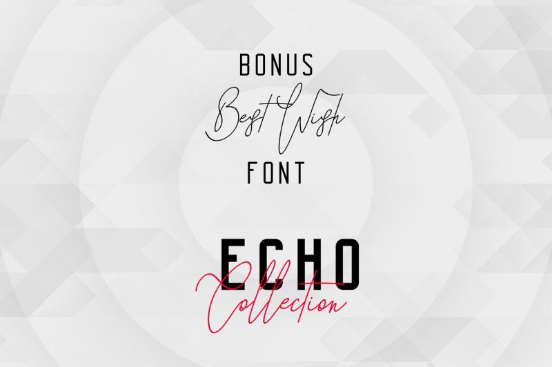 echo-14-font-family-bonus