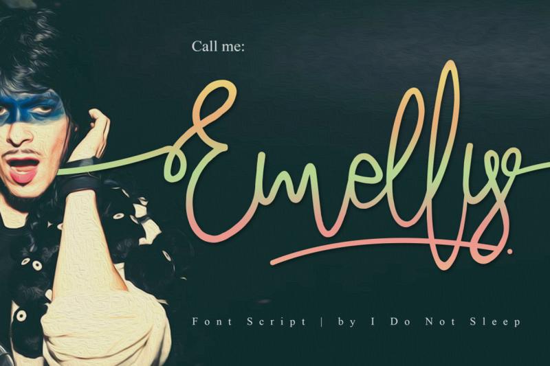 emelly-font