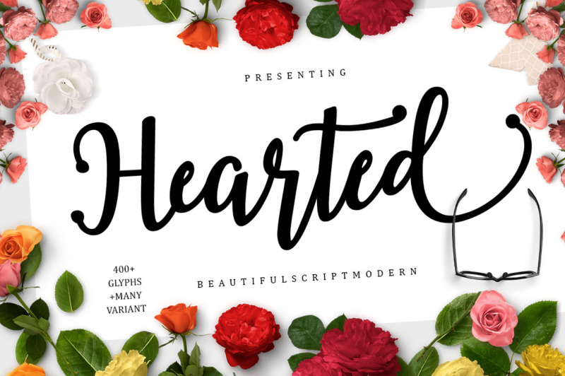 hearted-script