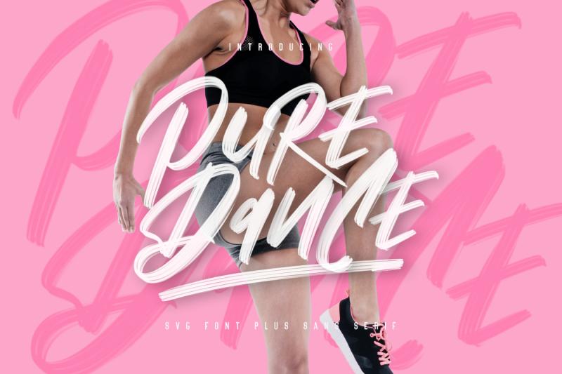 pure-dance-svg-font