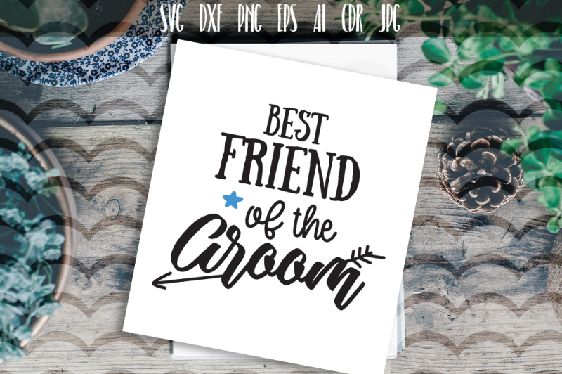 best-friend-of-the-groom-svg-handwritten-wedding-cut-file