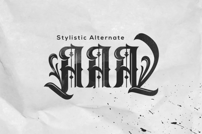 sirunian-typeface