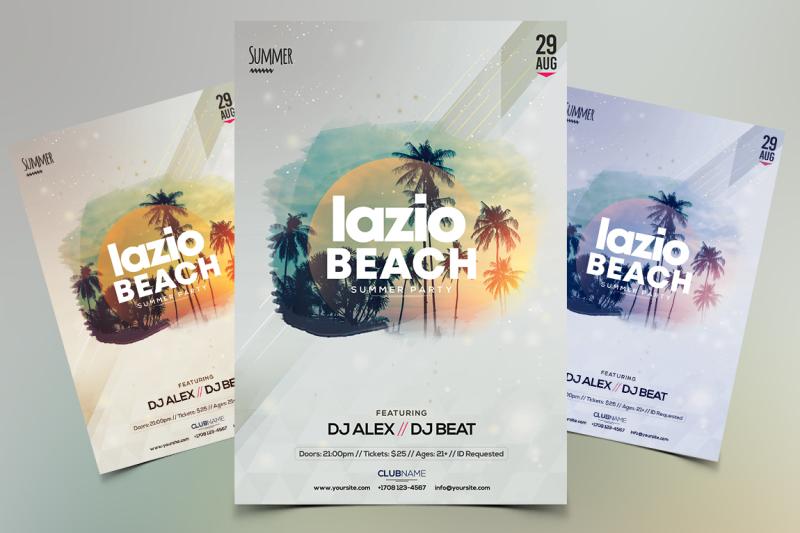 summer-beach-psd-flyer-template