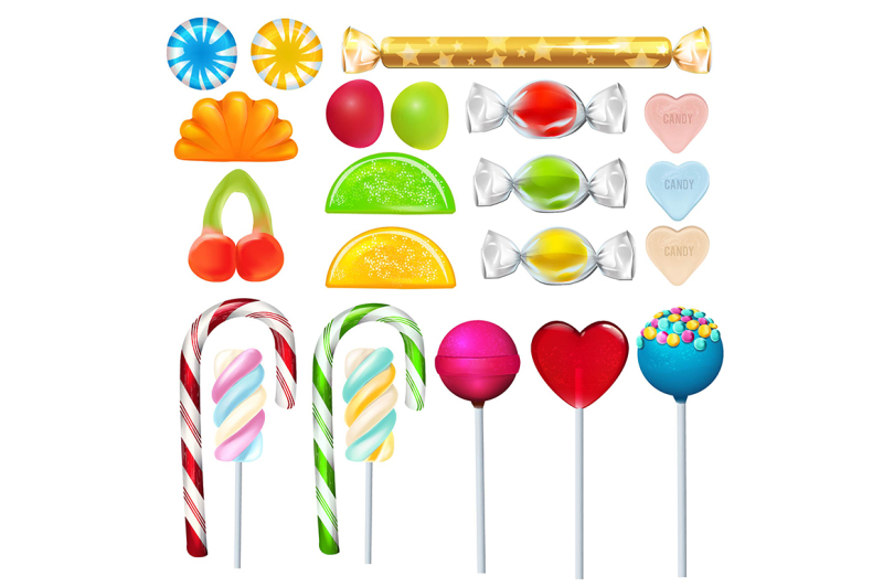different-sweets-and-candies-from-sugar