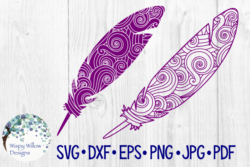 boho-feather-set-intricate-zentangle-swirl-svg-dxf-eps-png-jpg-pdf