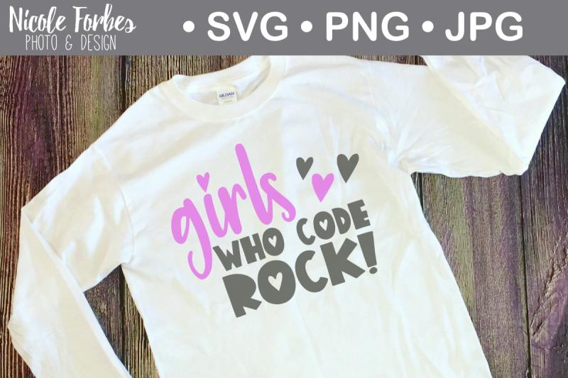 girl-science-svg-bundle