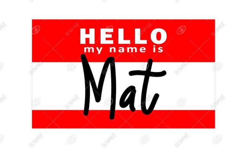 hello-my-name-is-mat-coir-door-mat-stencil-design