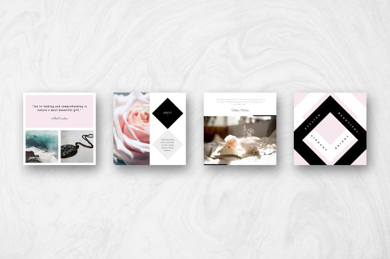 animated-instagram-posts-minimalist