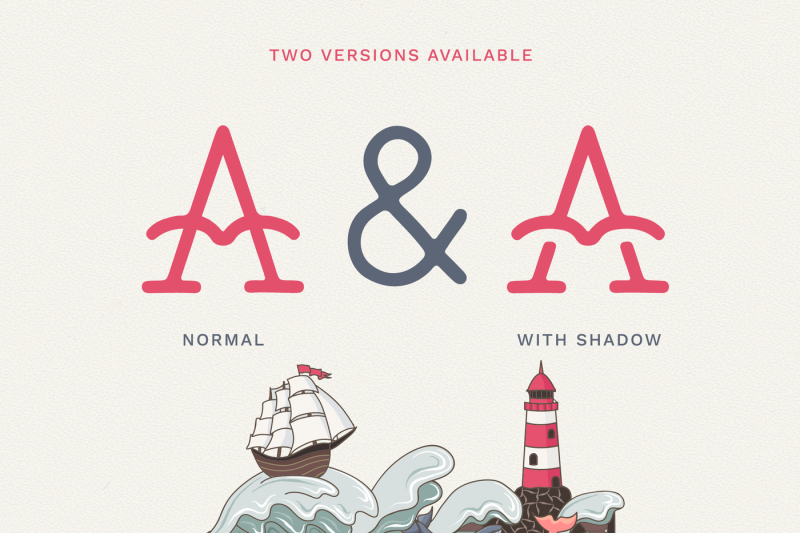 the-bearded-sailor-tattoo-font