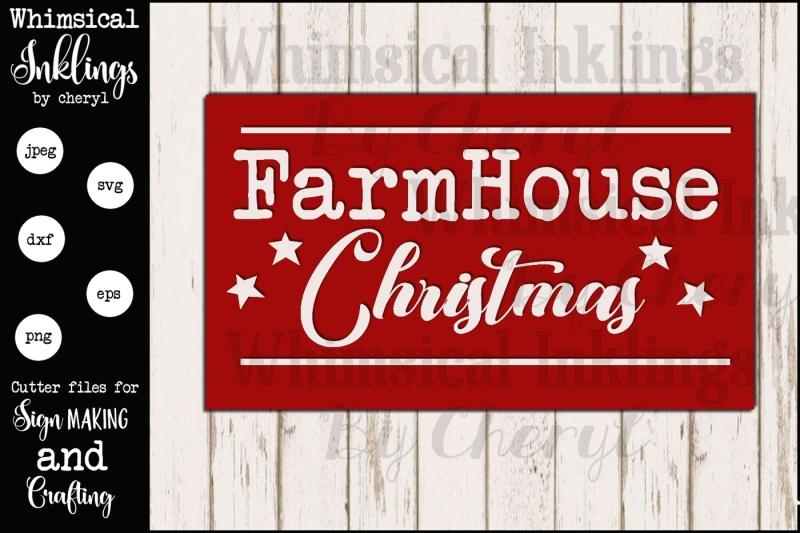 farmhouse-christmas-sign-svg