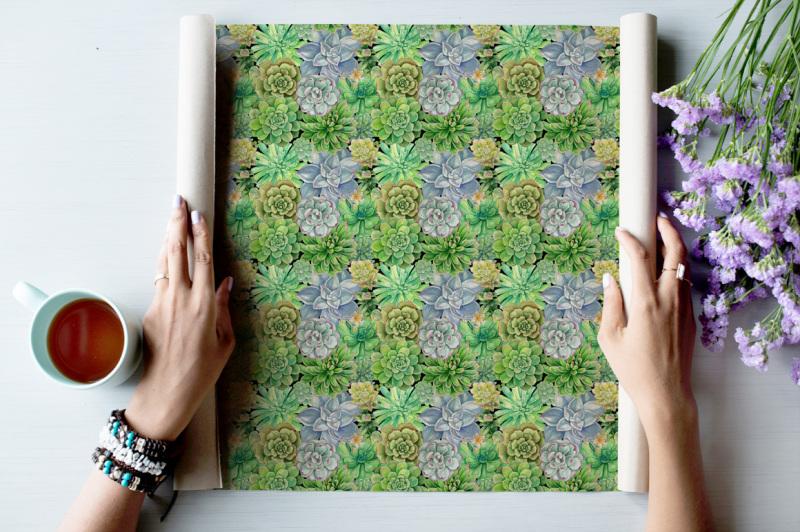 watercolor-pretty-succulents