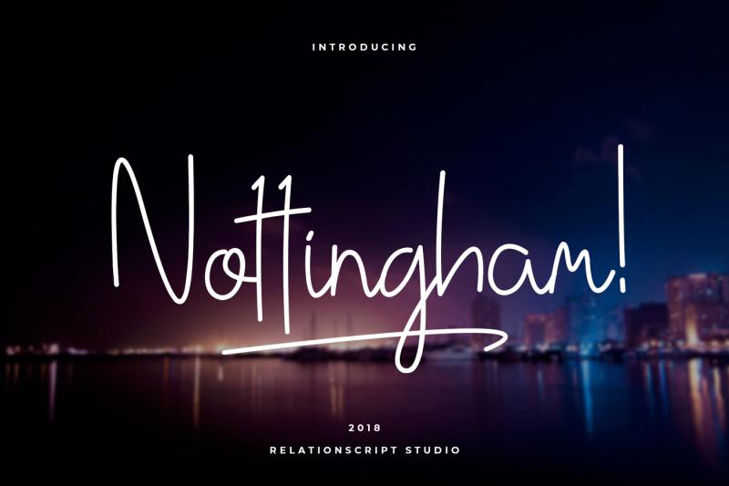 nottingham-script