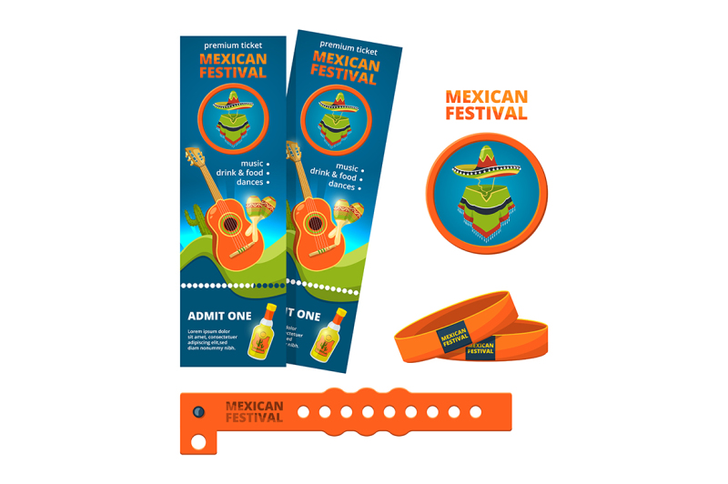 design-template-for-ticket-and-entrance-bracelet-of-concert-or-festive